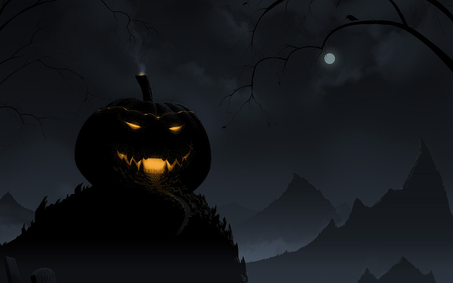 Beautiful Halloween Wallpaper