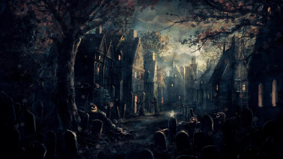 Halloween HD Wallpaper
