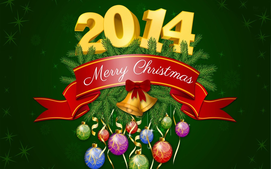 Christmas 2014 Background