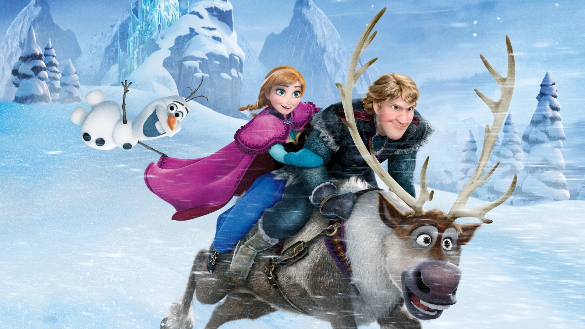 frozen (2013) hd wallpaper - wallpaper, high definition, high