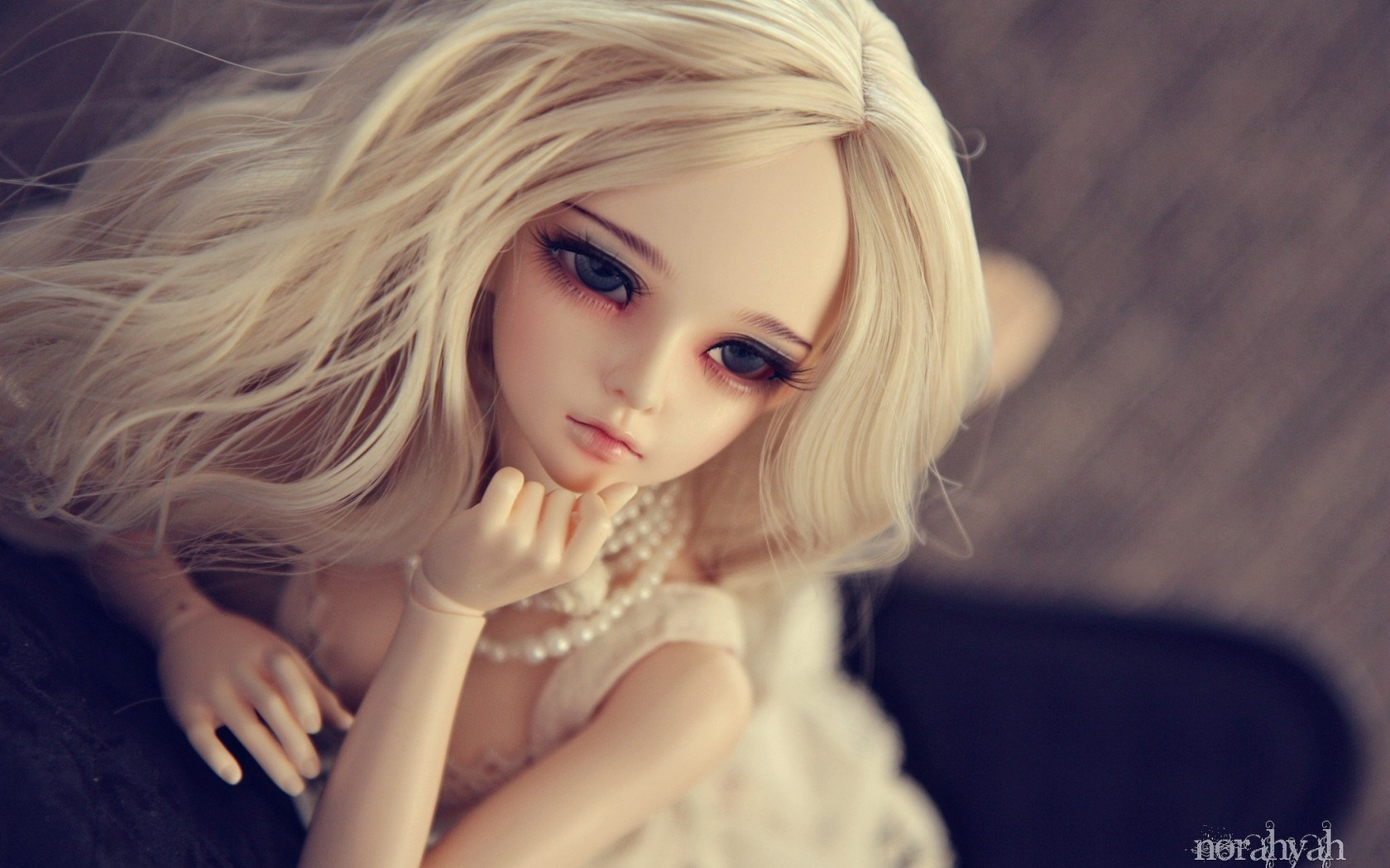Love Wallpaper With Doll : Beautiful Blonde Doll - Wallpaper, High Definition, High Quality, Widescreen