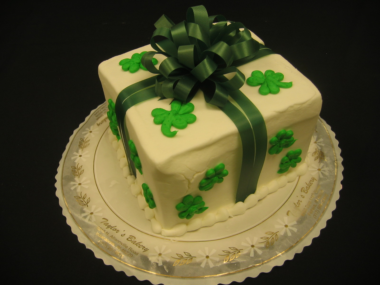 Saint Patrick S Day Cake Wallpaper High Definition