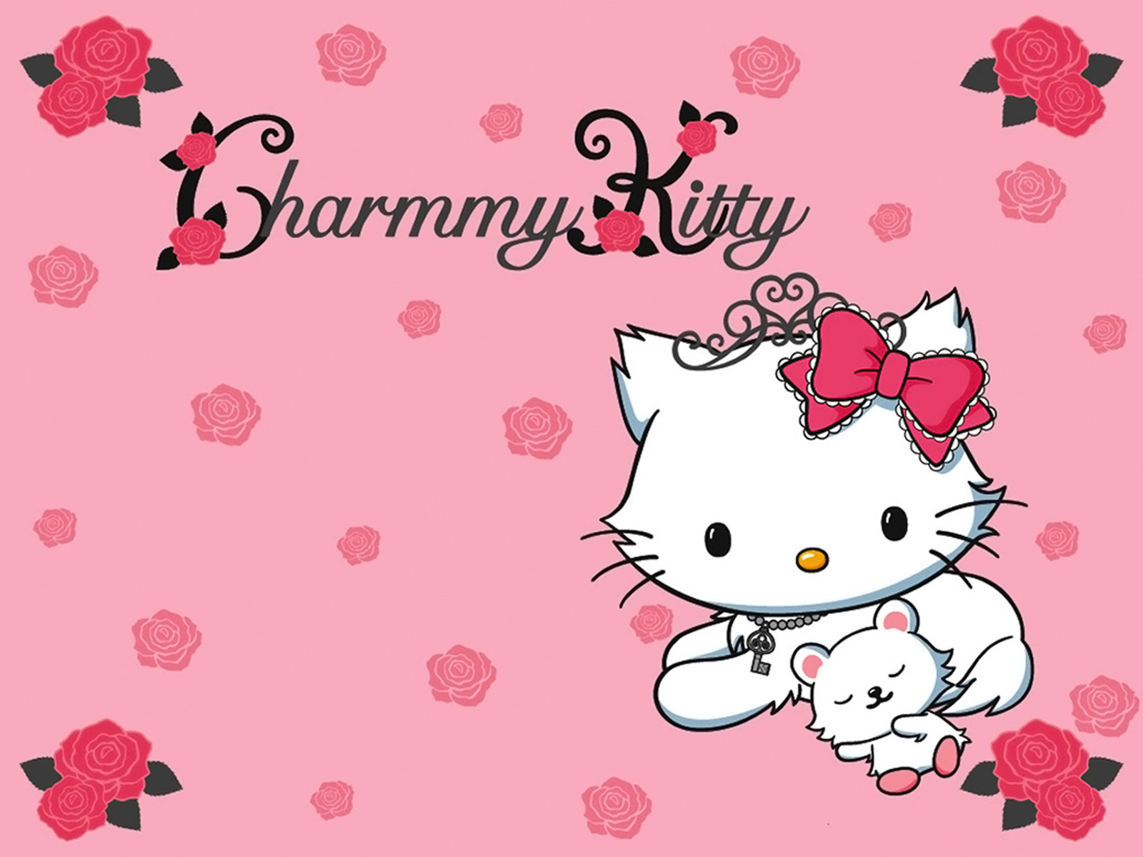 Hello Kitty Wallpaper Lovely - Wallpaper, High Definition, High