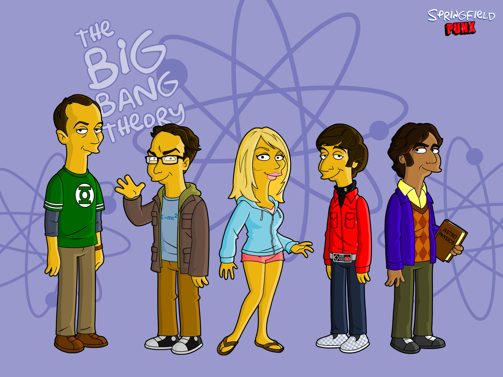 The Big Bang Theory Funny  Wallpaper, High Definition, High Quality