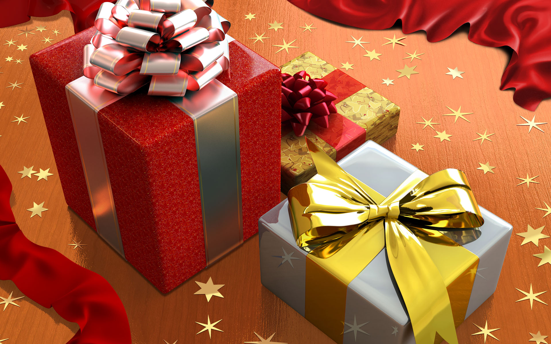 Christmas Gifts Images Wallpaper High Definition High Quality Widescreen