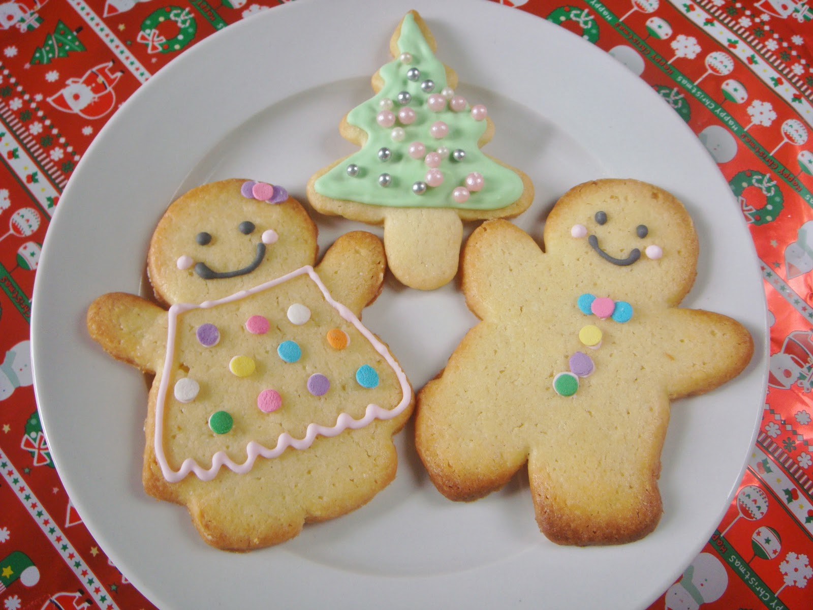 Christmas Cookies Cool Wallpapers Wallpaper High Definition High