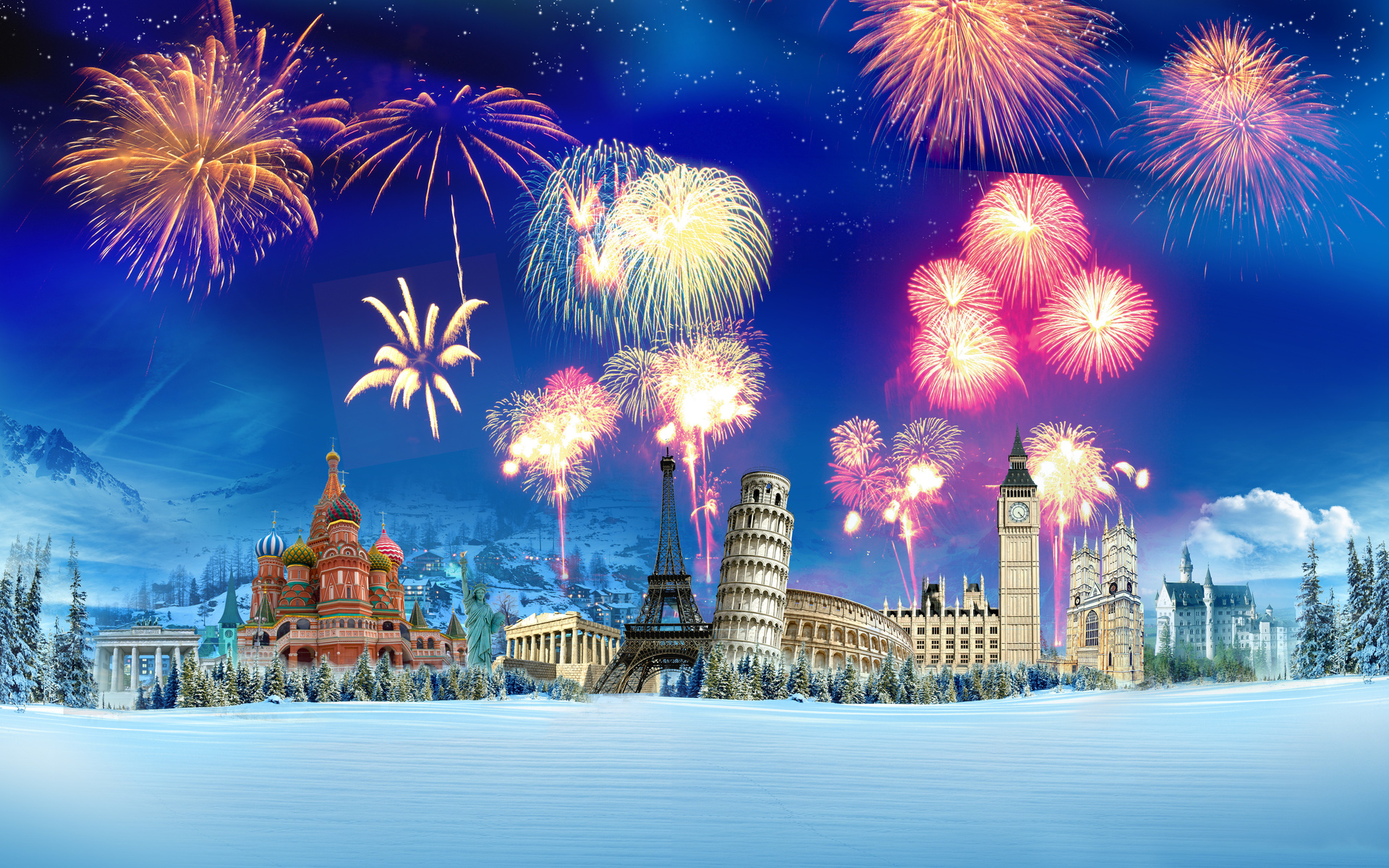 New Years Eve Free Wallpaper - Wallpaper, High Definition, High ...