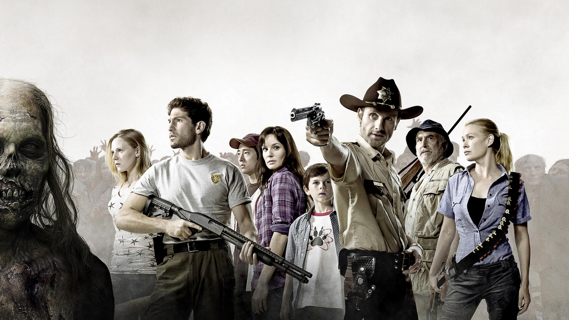 the walking dead hd - wallpaper, high definition, high quality