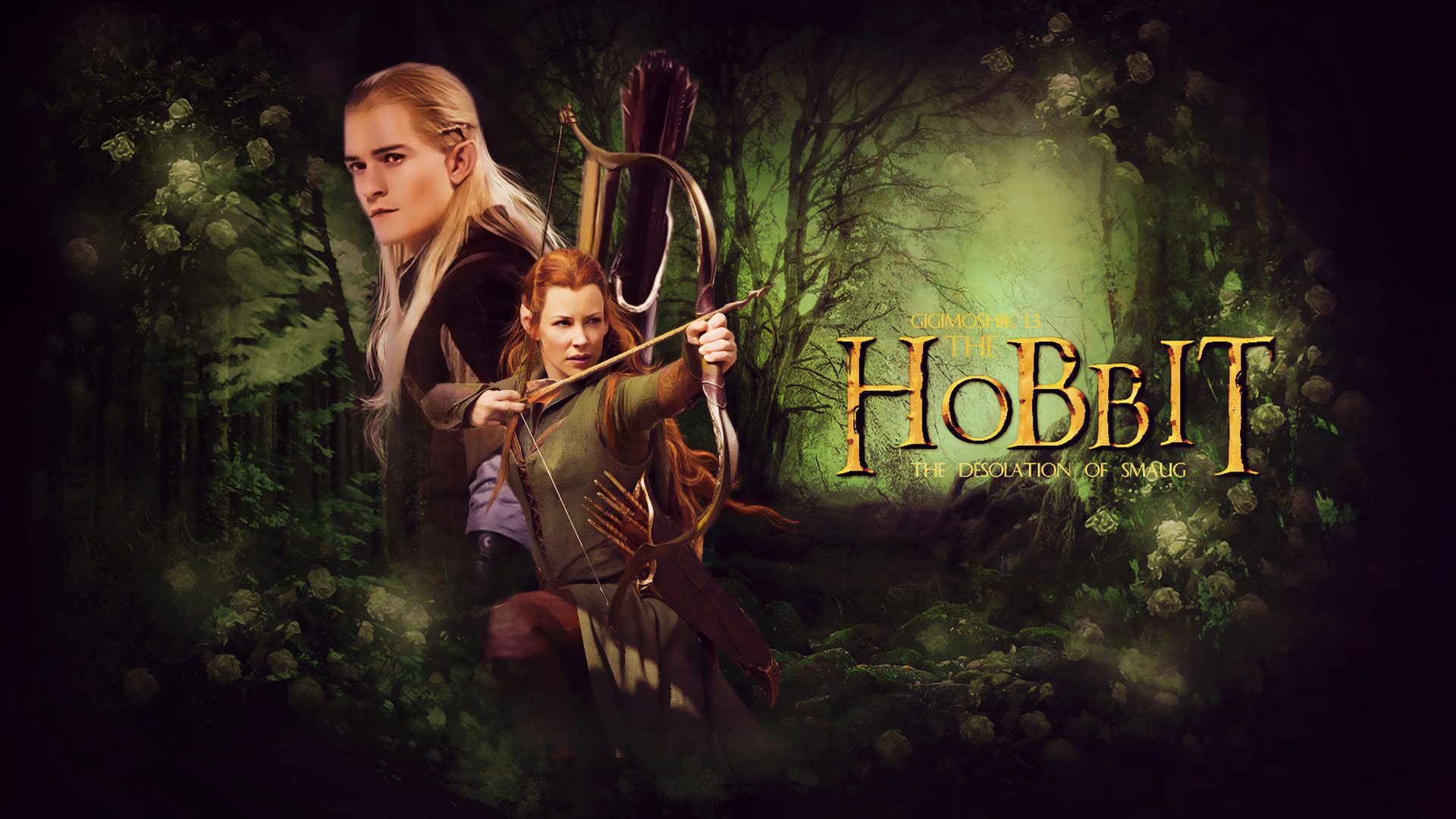 The Hobbit Desolation Of Smaug HD