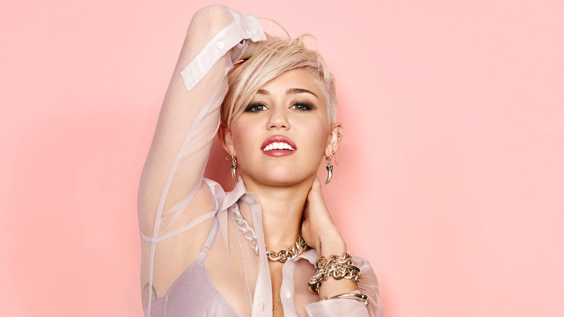 Miley Cyrus Short Hair...
