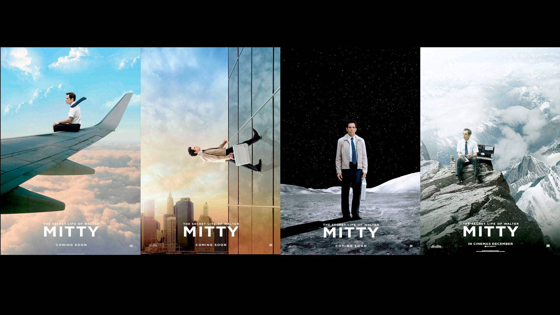 The Secret Life of Walter Mitty Poster - Wallpaper, High ...