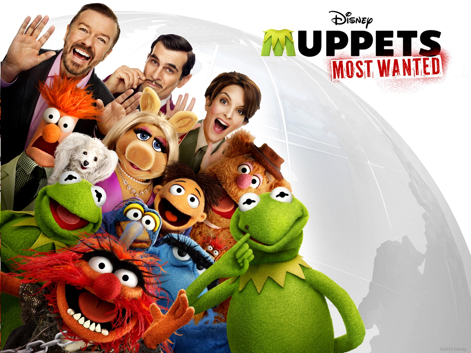 Muppets Most Wanted 2014 - Wallpaper, High Definition ...
