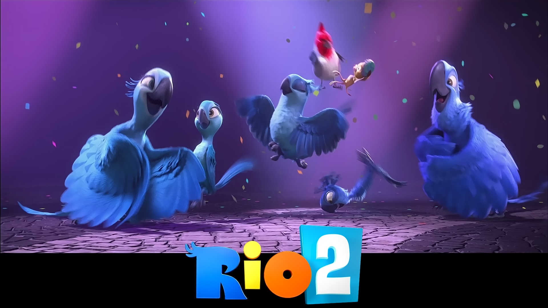 Rio  Movie HD Wallpapers Facebook Cover