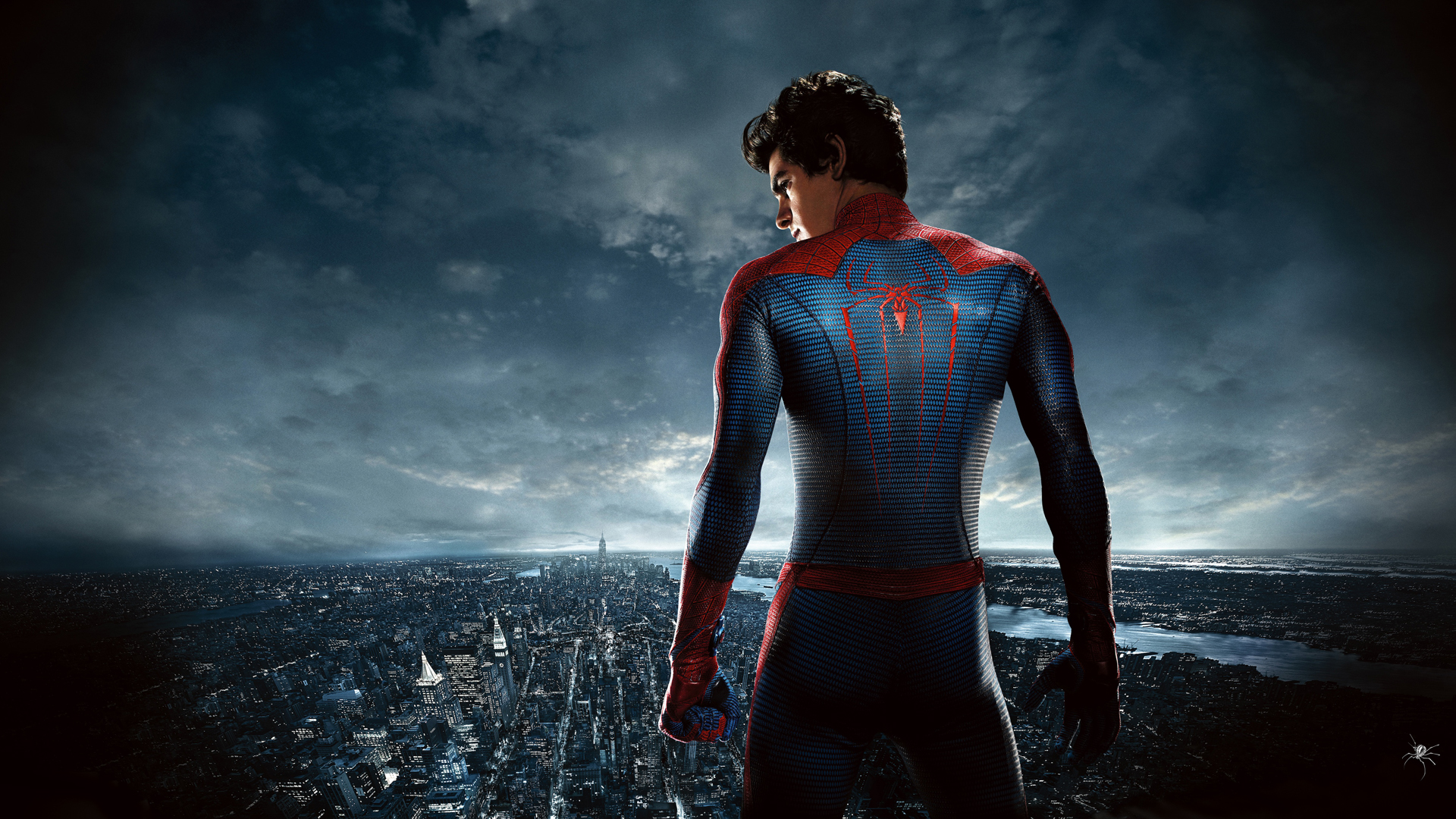 Andrew Garfield SpiderMan Wallpaper High Definition High