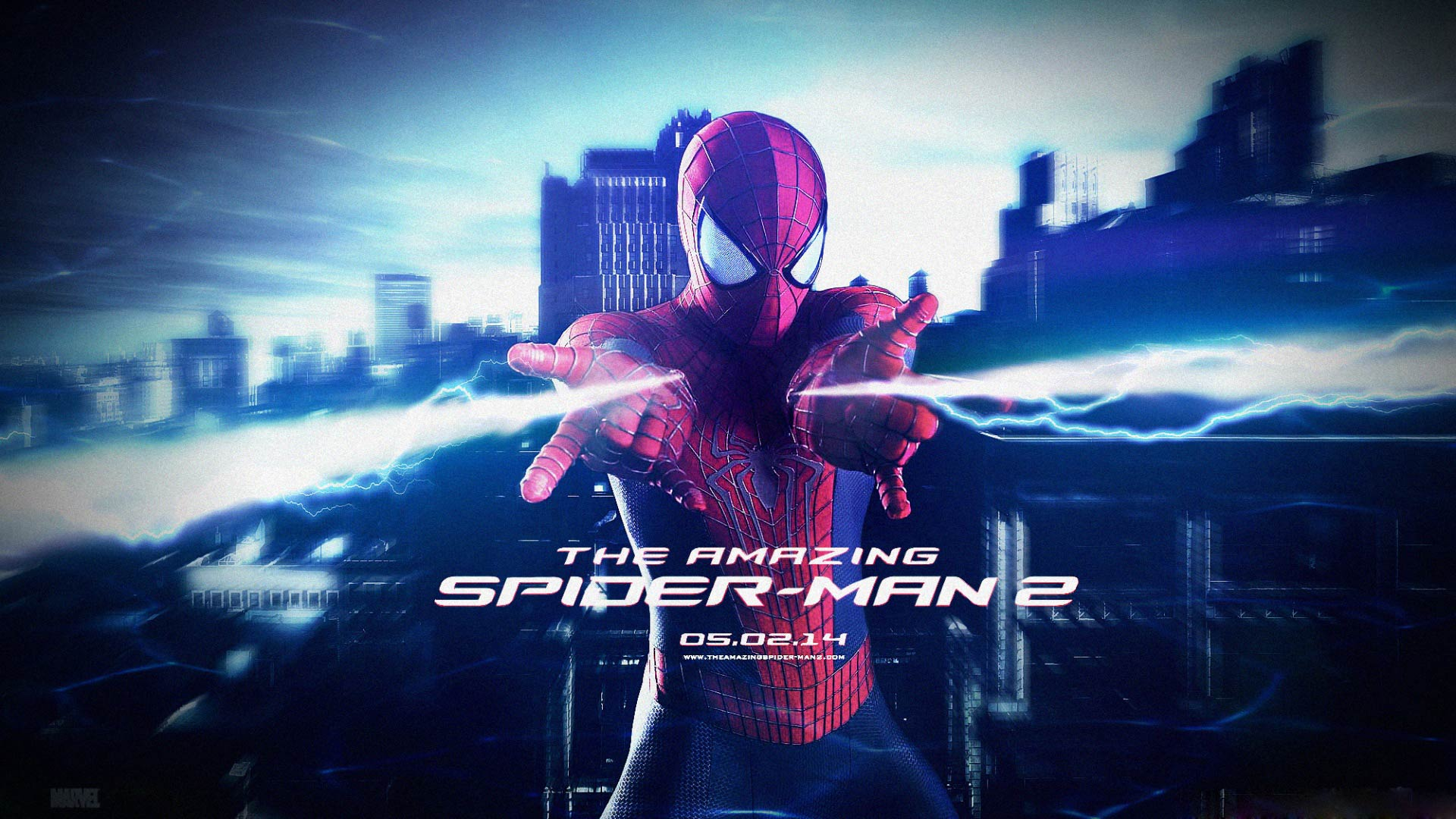 the amazing spiderman 2 2014 poster wallpaper high