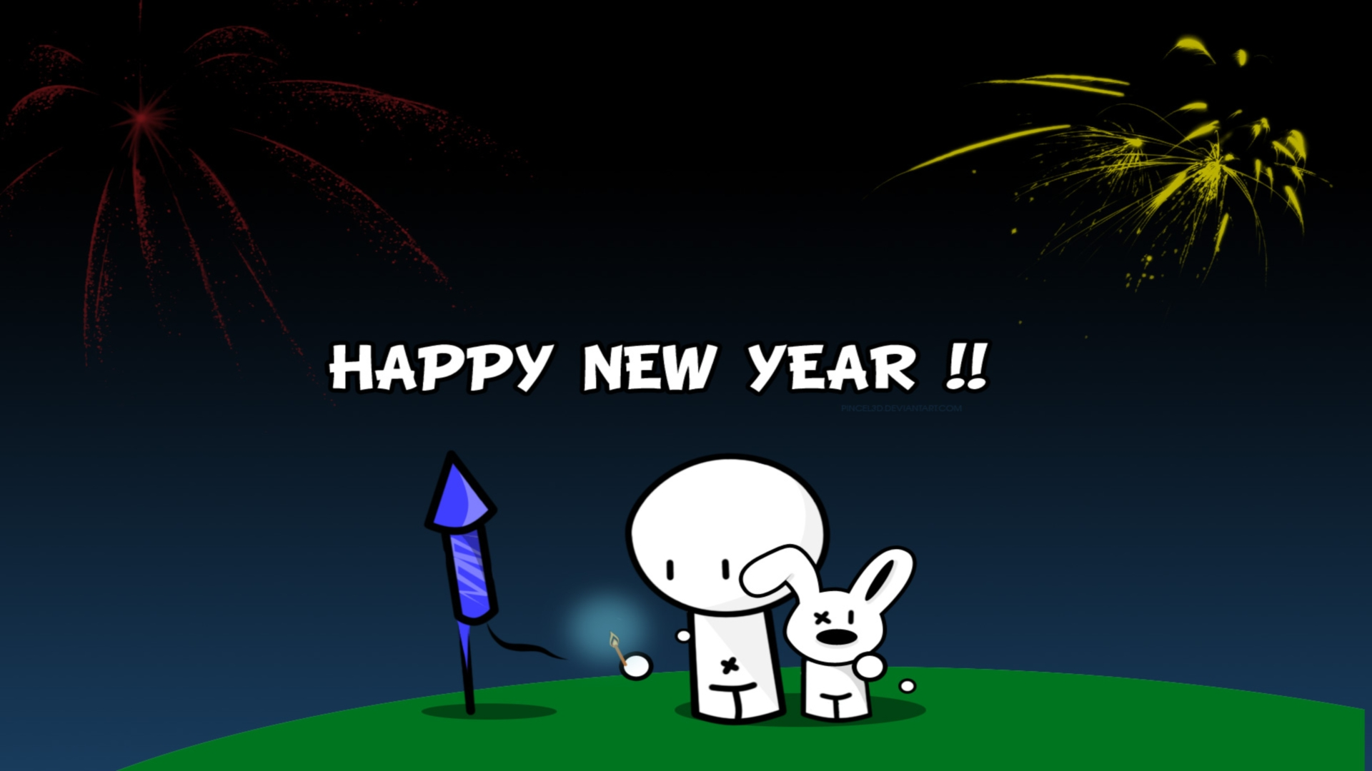new year 2014 hd - wallpaper, high definition, high quality, widescreen