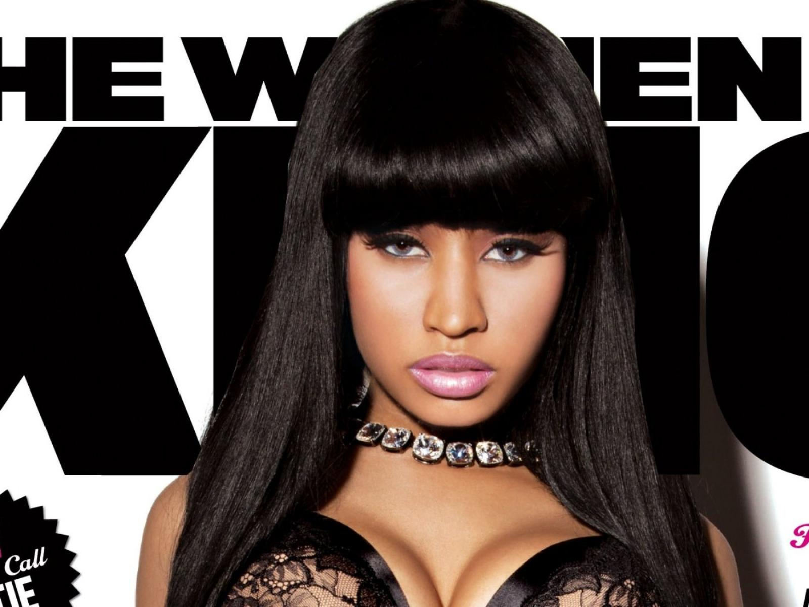 free nicki minaj wallpaper