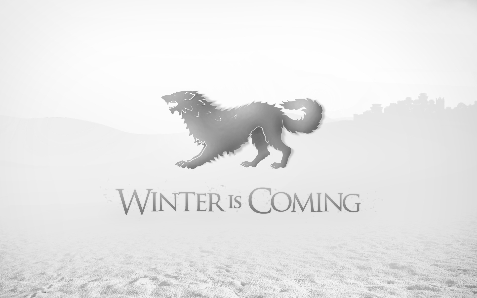 Game Of Thrones House Stark Wallpaper High Definition Quality