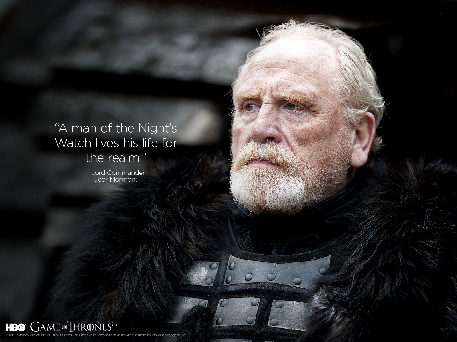 Wallpaper  Game of Thrones QuoteTywin Wallpaper