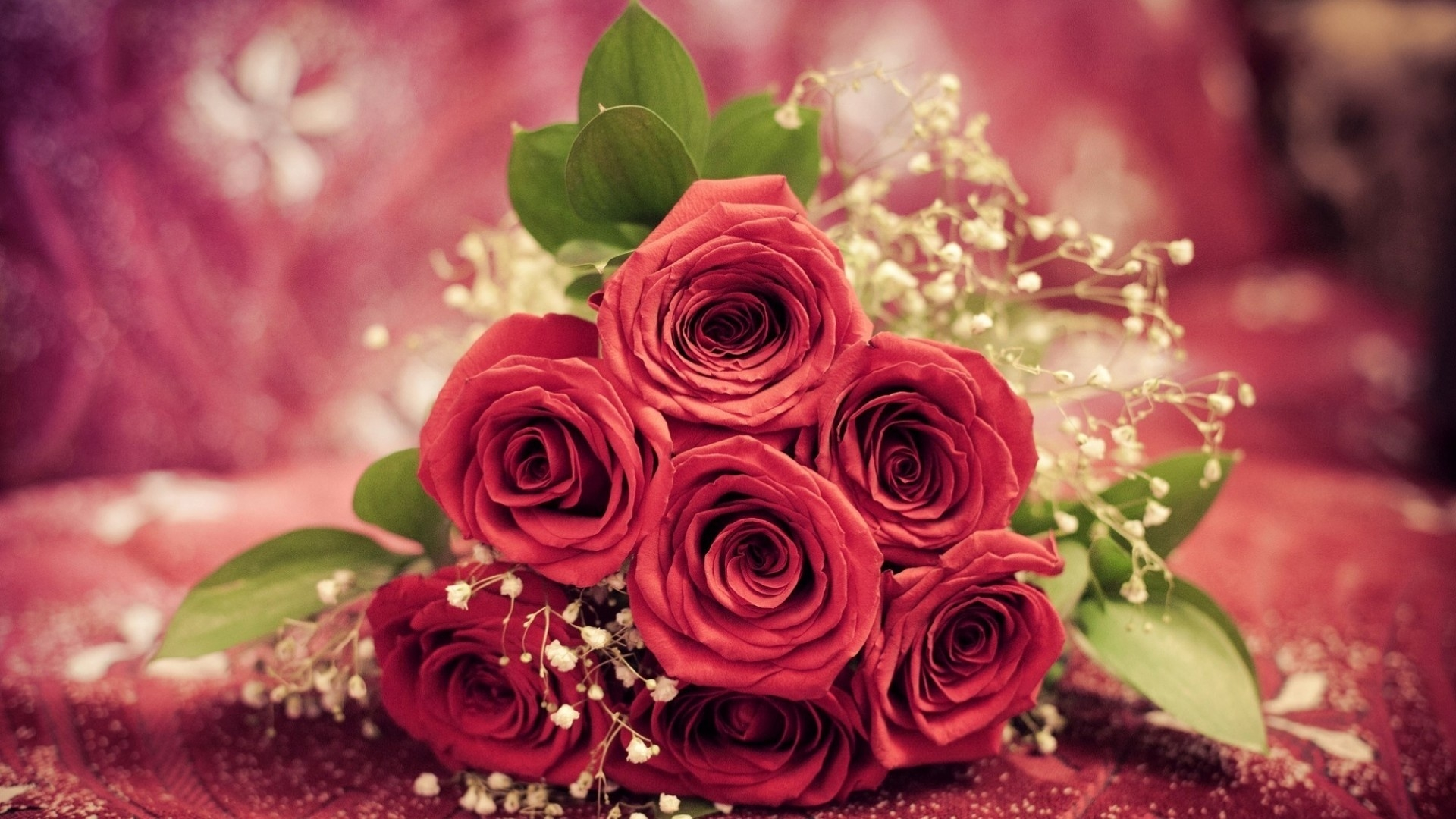 Roses bunch wallpaper high definition high quality - Bunch of roses hd images ...