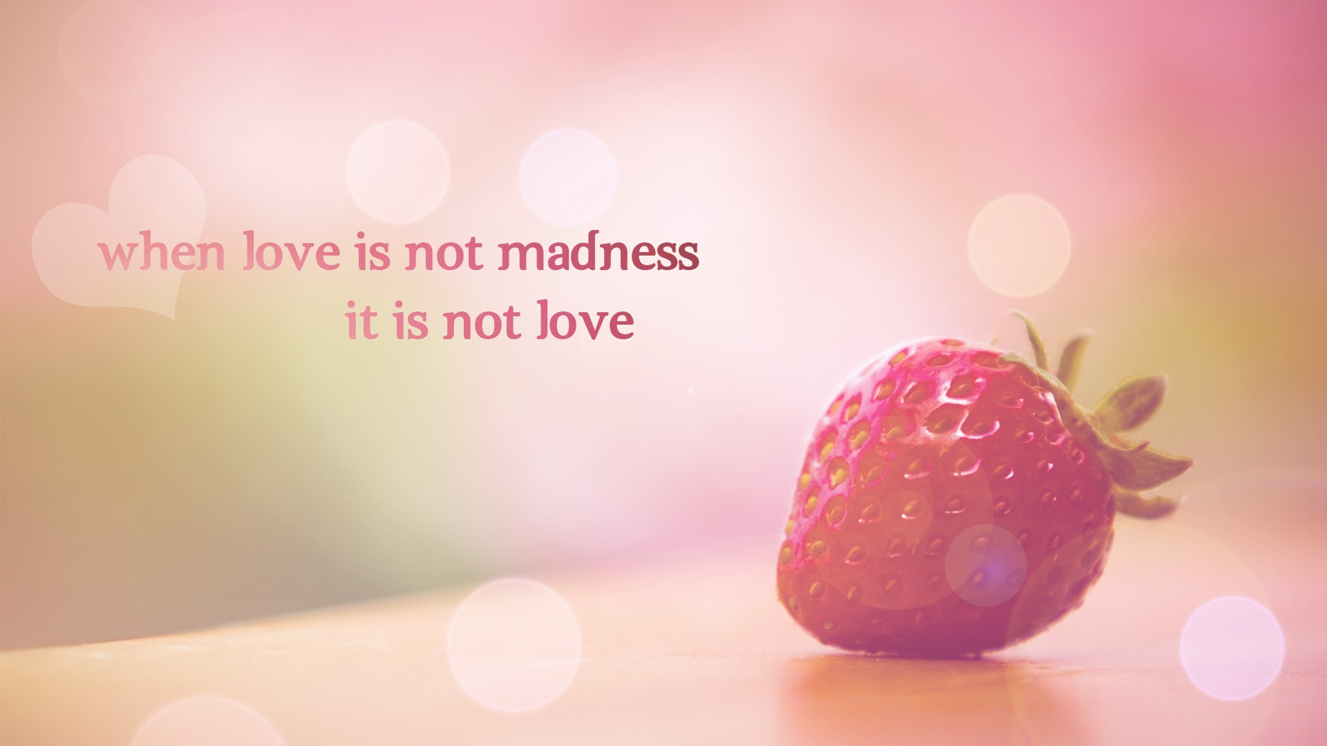 Love Quotes Wallpaper - Wallpaper, High Definition, High Quality ...