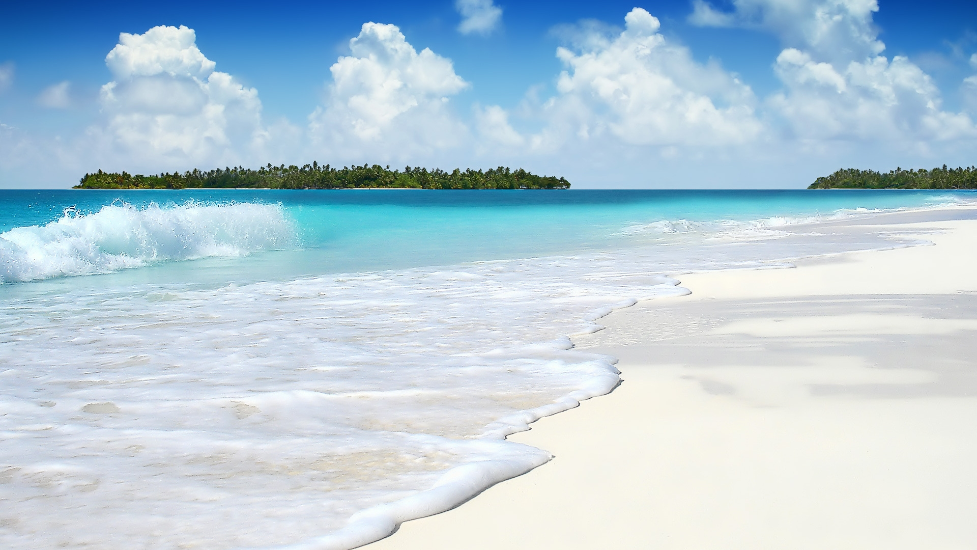 Beach 1920x1080 Wallpapers