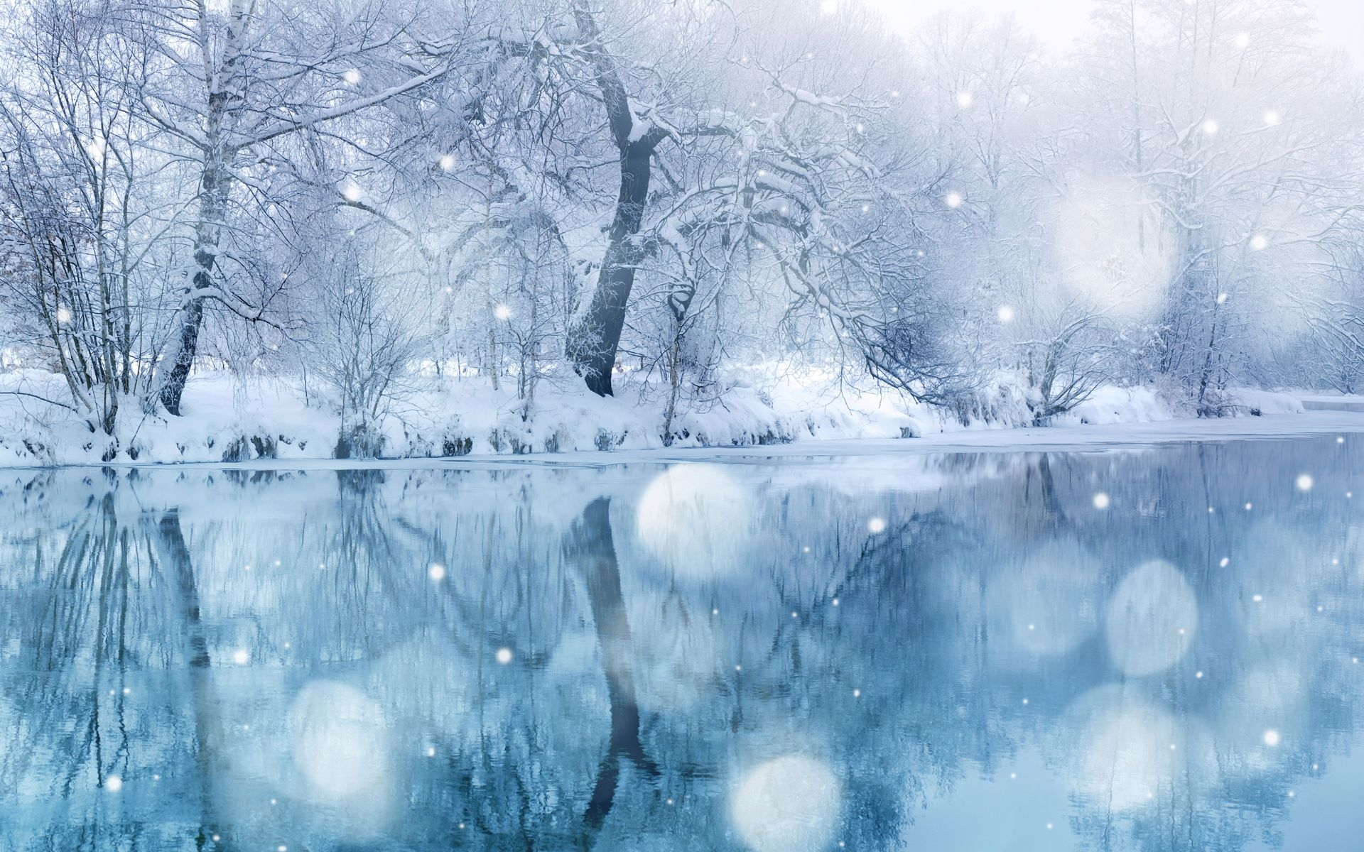 Winter Wallpaper 2014