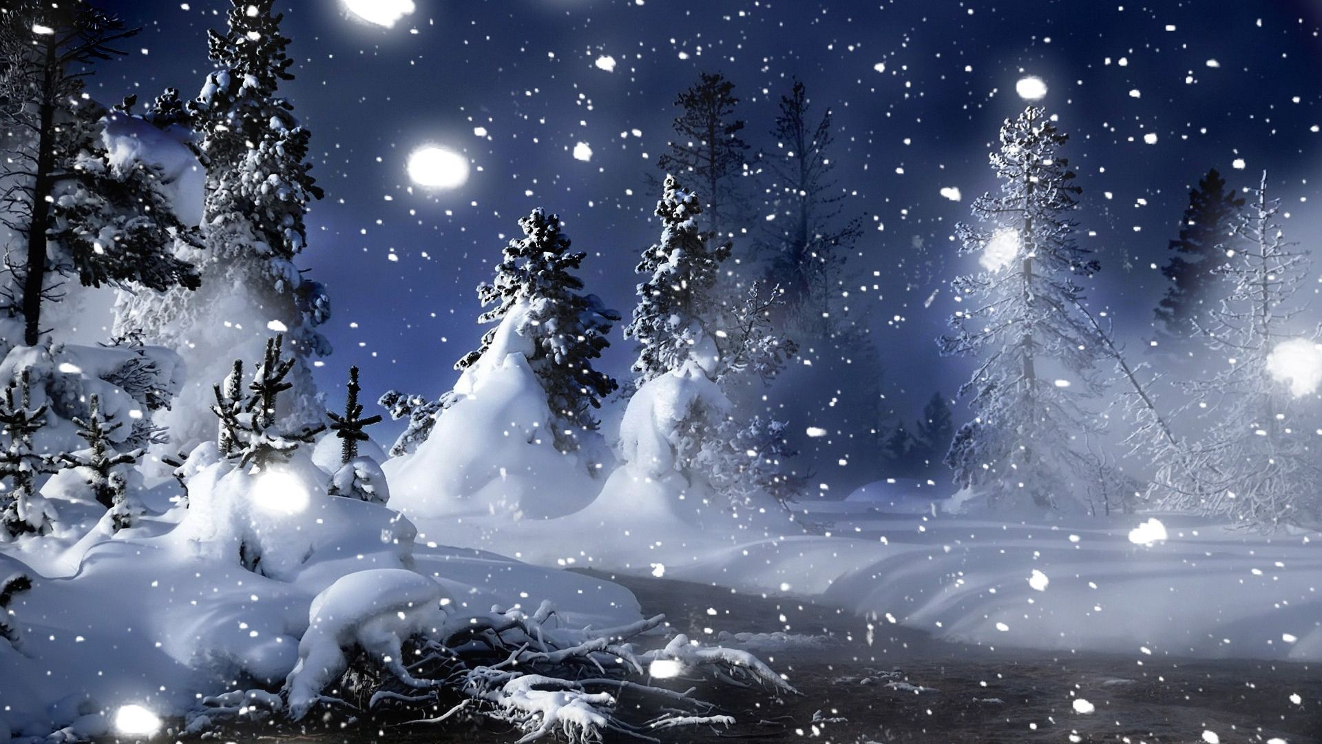 Winter Wallpaper High Definition
