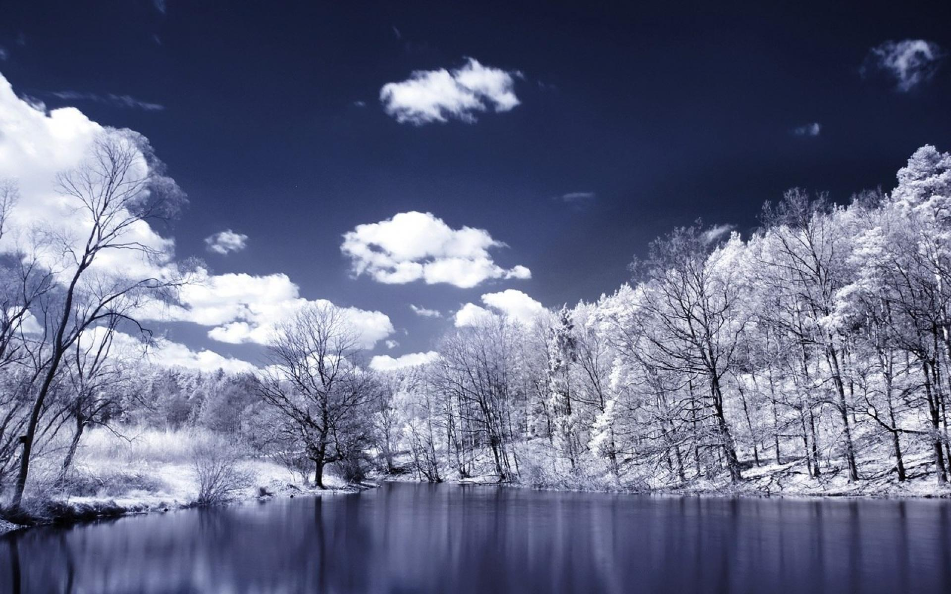 Winter Wallpaper Widescreen