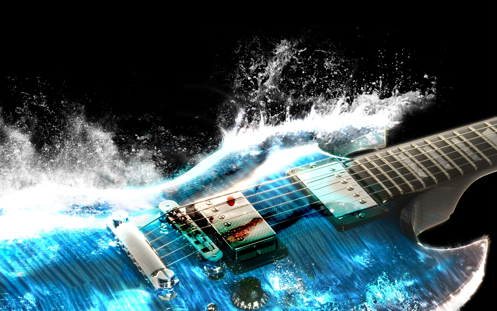 electric guitar wallpapers wallpaper - photo #25