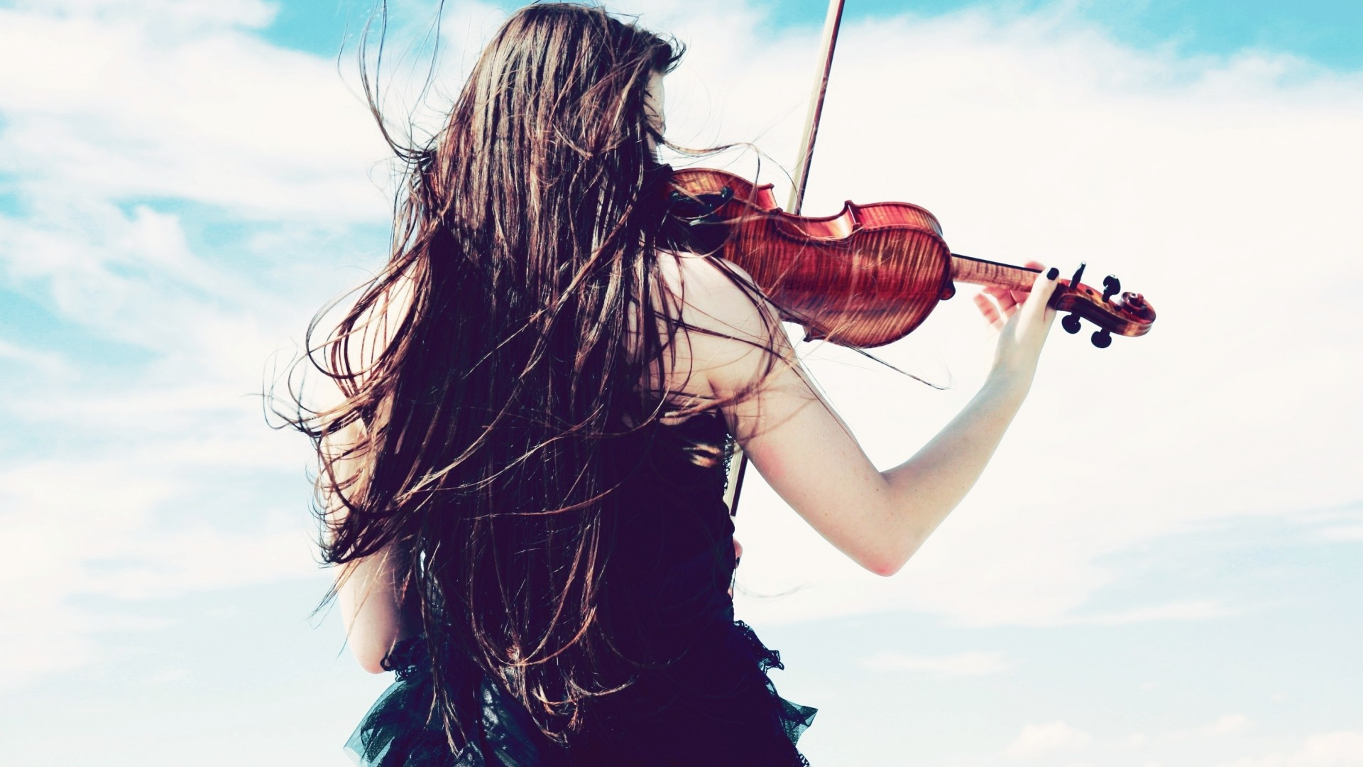 Violin Wallpaper High Definition High Quality Widescreen