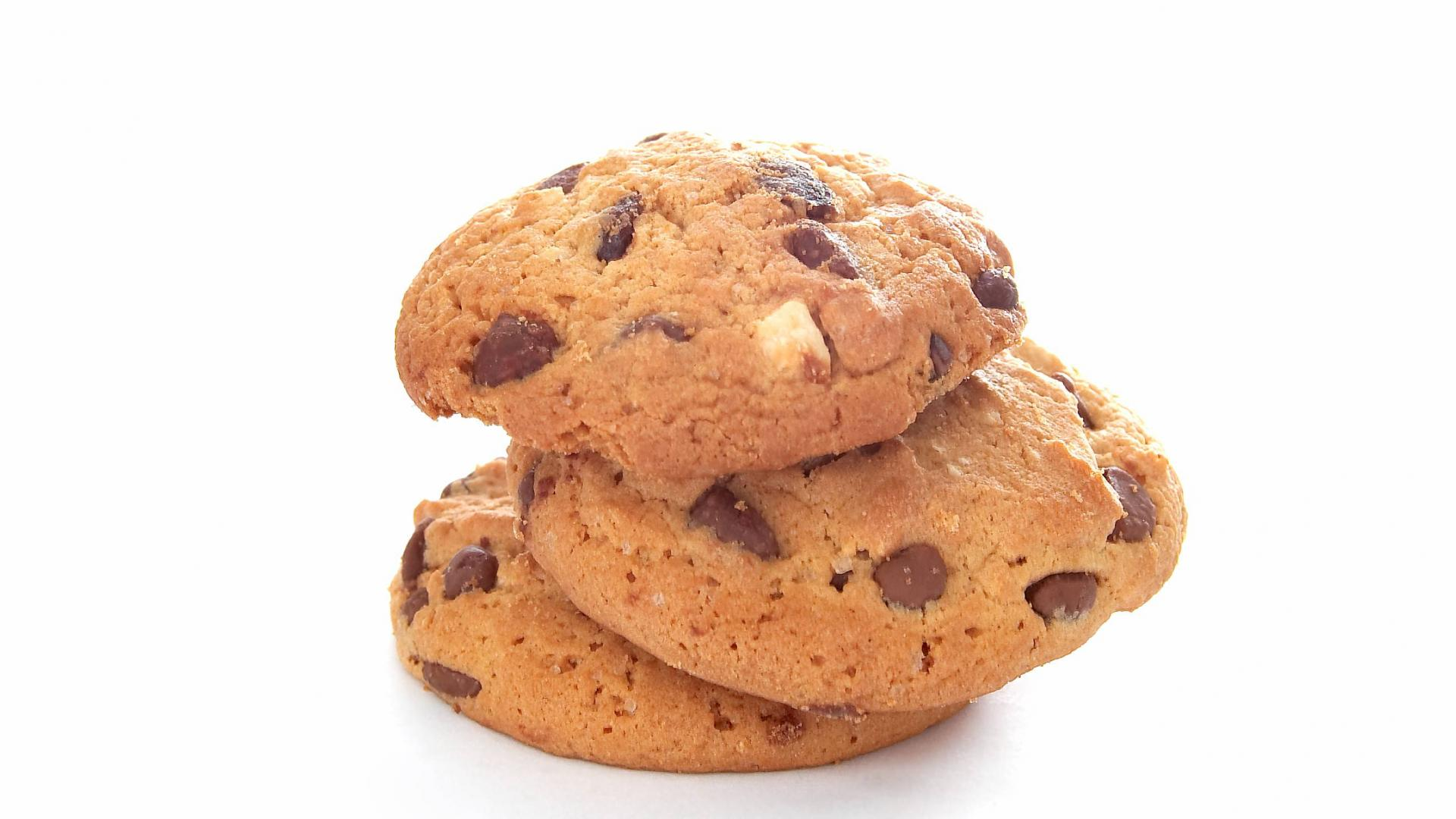 chocolate chip cookie wallpaper - photo #15