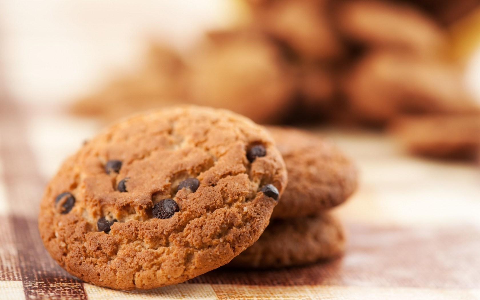chocolate chip cookies wallpapers wallpaper high