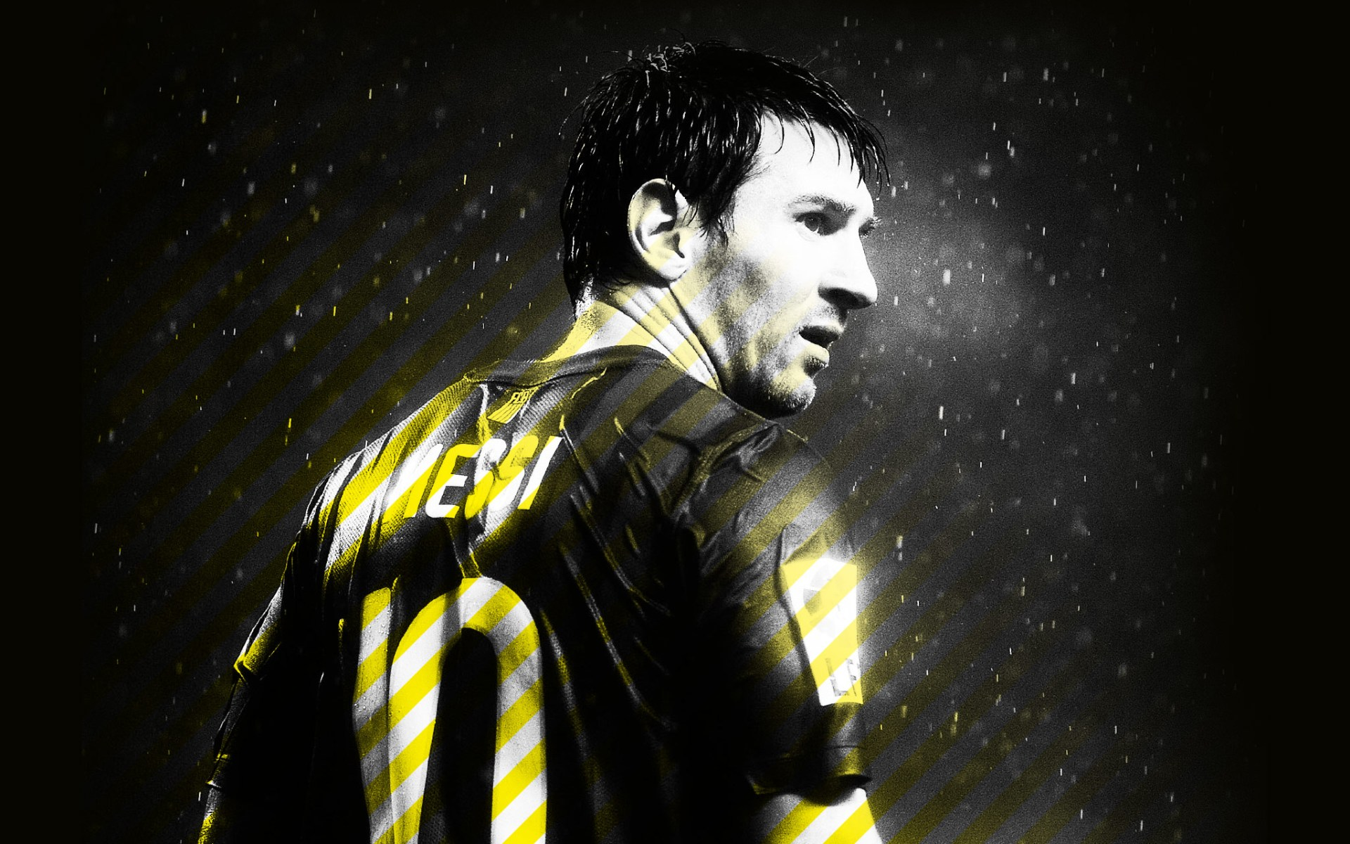 Lionel Messi 2014 - Wallpaper, High Definition, High Quality ...