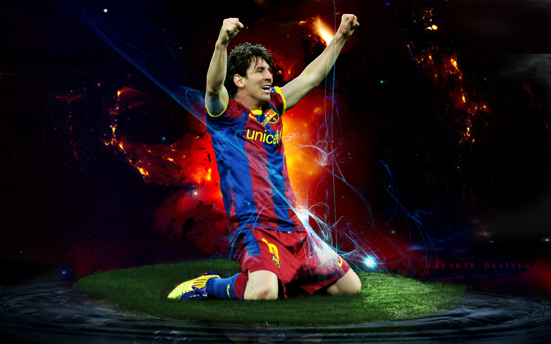 Messi wallpapers wallpaper high definition high quality messi wallpapers voltagebd Choice Image