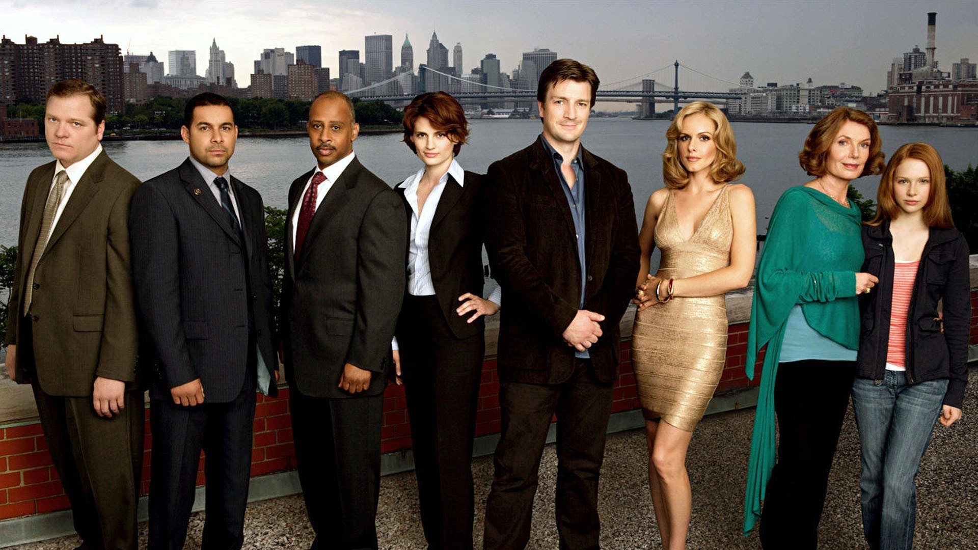 castle tv series   wallpaper high definition high