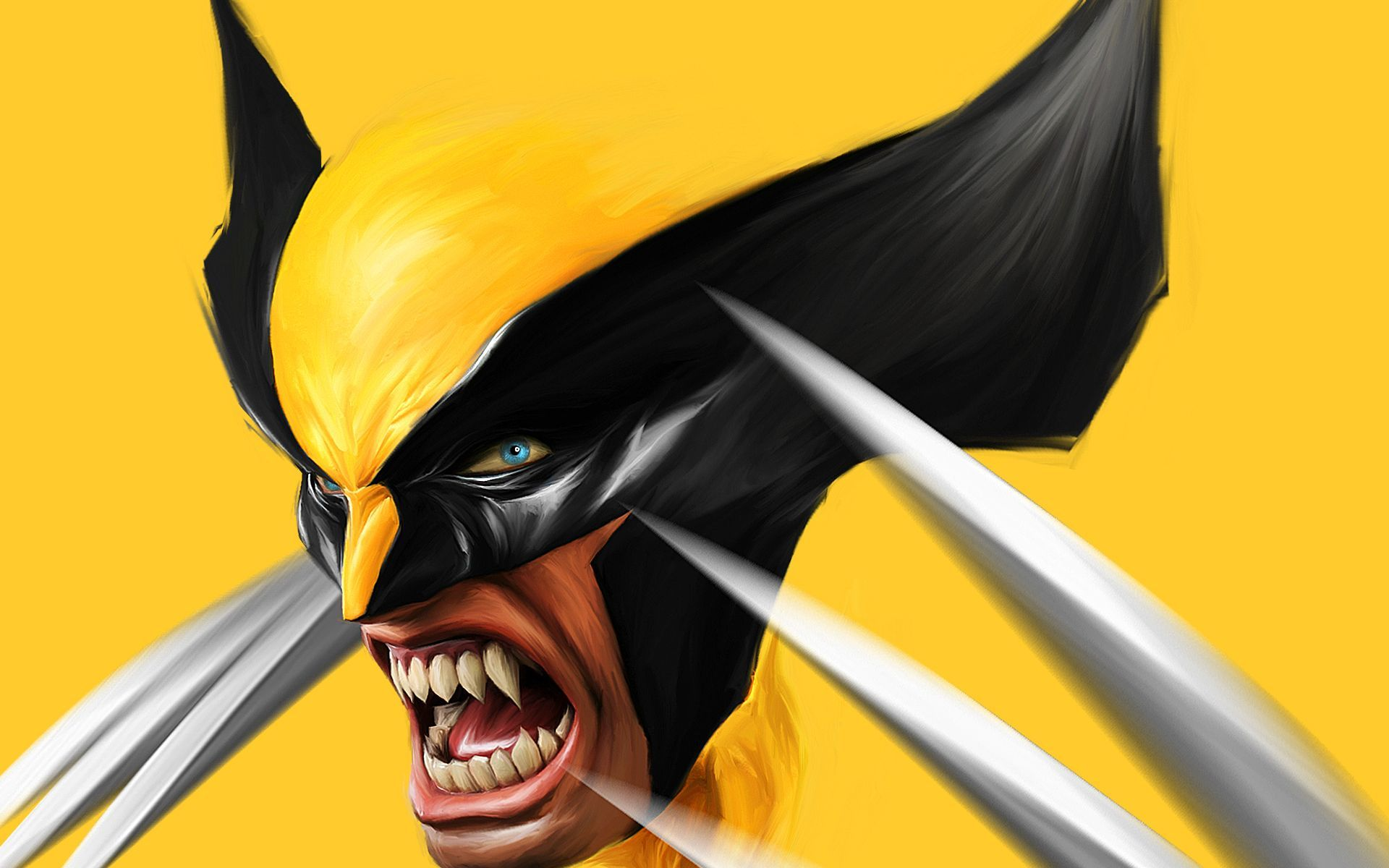 Beautiful Wallpaper High Resolution Wolverine - best-yellow-wallpapers_092847295  You Should Have_743579.jpg