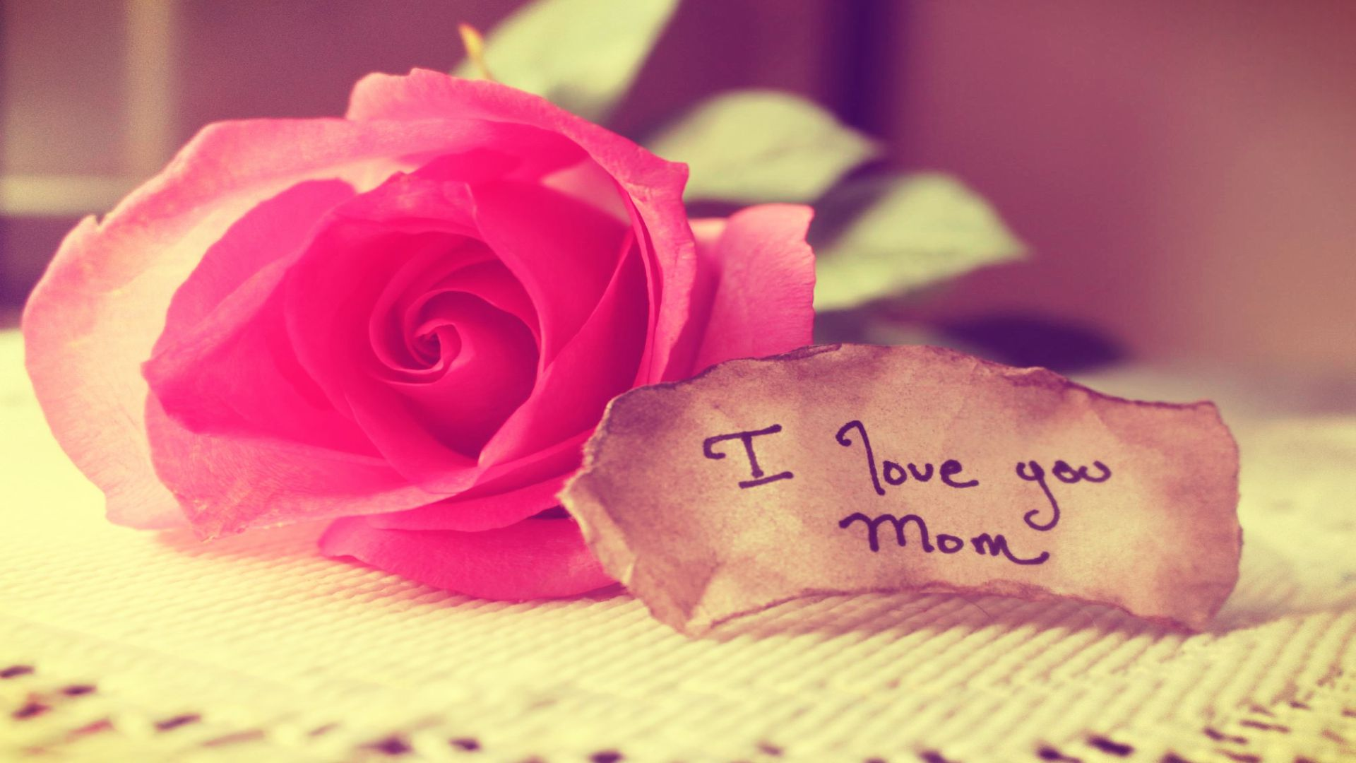 Wallpaper I Love You Mom : Happy Mother s Day 2014 - Wallpaper, High Definition, High Quality, Widescreen