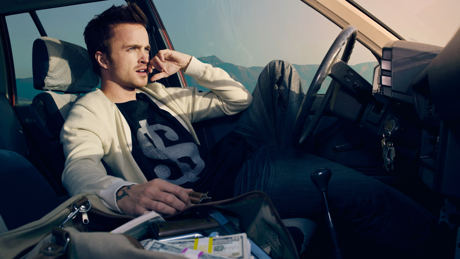 Need For Speed 2014 Aaron Paul Wallpaper High Definition High