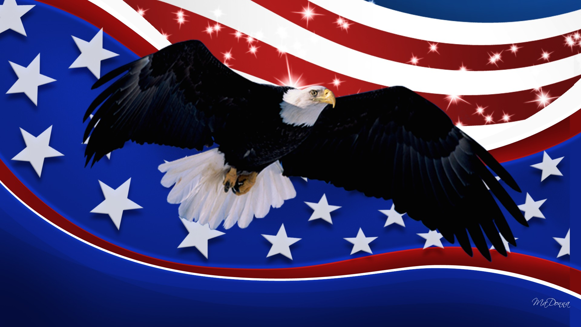 US Independence Day - Wallpaper, High Definition, High ...