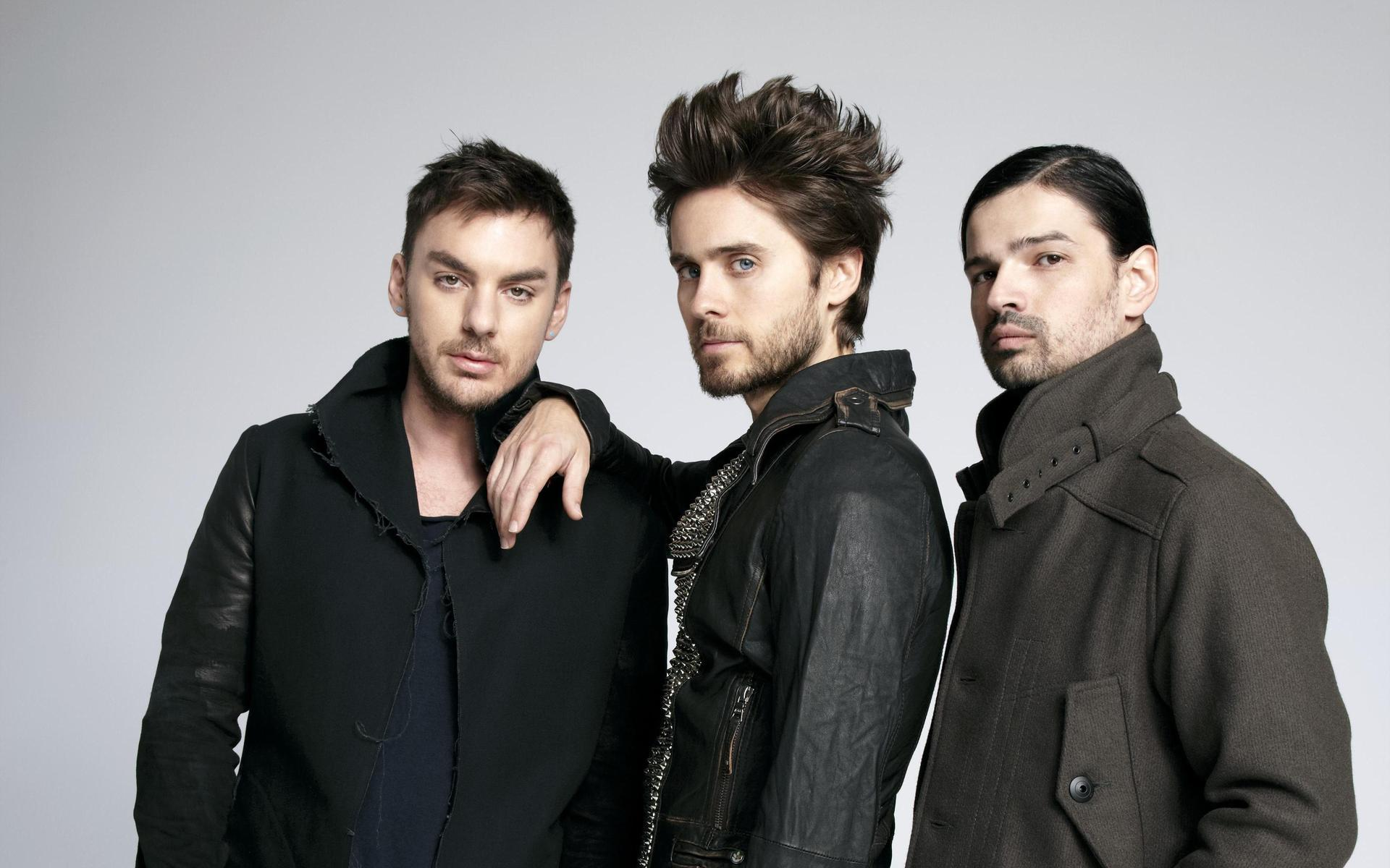 Jared Leto 30 Seconds To Mars Wallpaper Jared Leto 30 Seconds ...