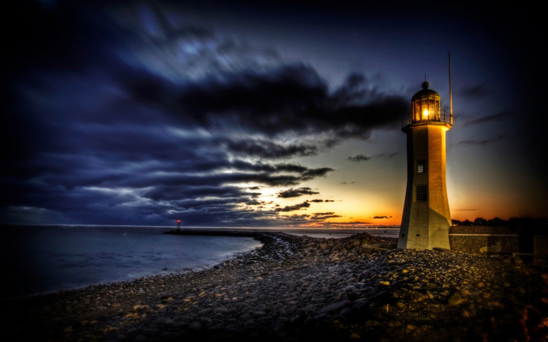 Lighthouse wide wallpapers wallpaper high definition high quality widescreen - Foto wallpeper ...