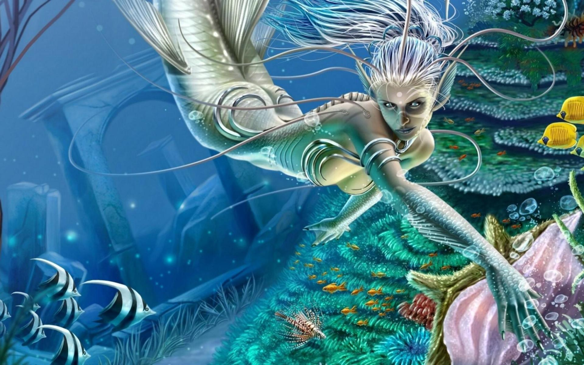 pics photos mermaid wallpapers and mermaid backgrounds 1