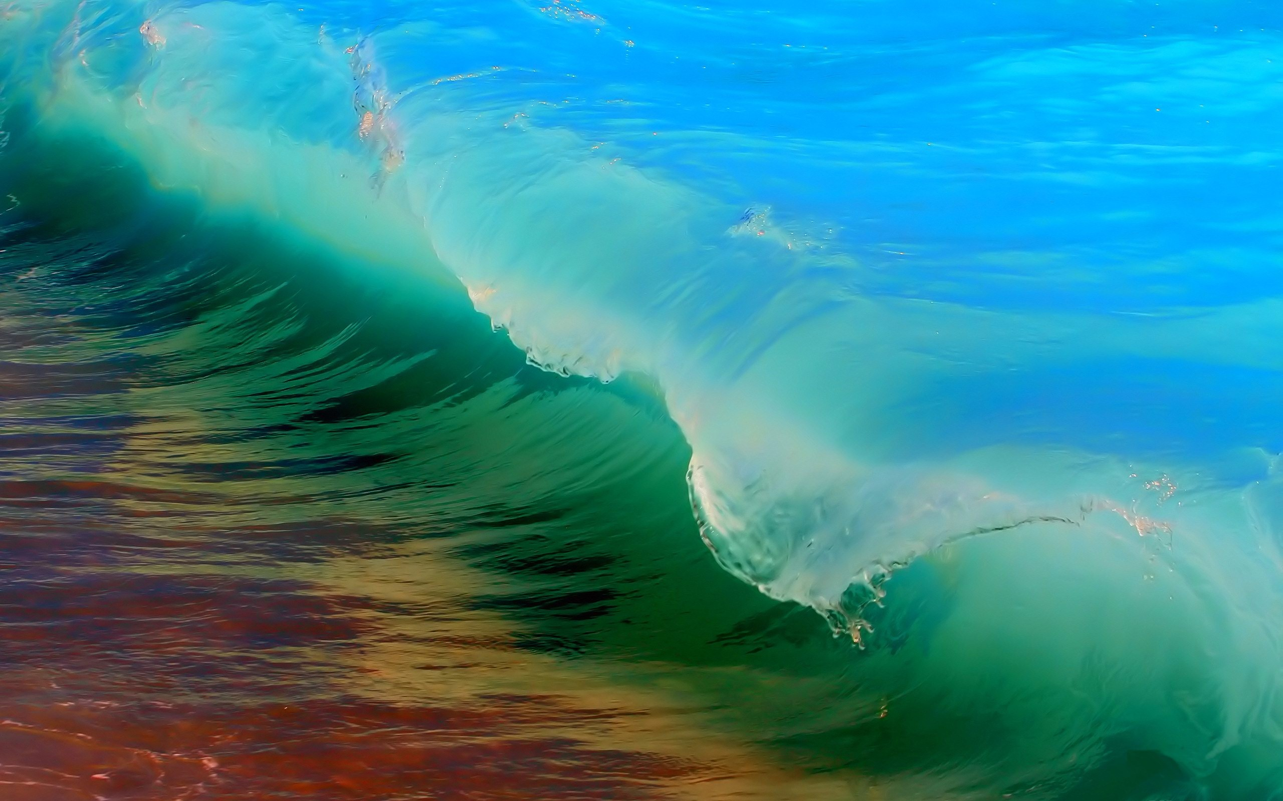 Wave wide wallpaper wallpaper high definition high quality widescreen - Wave pics wallpaper ...