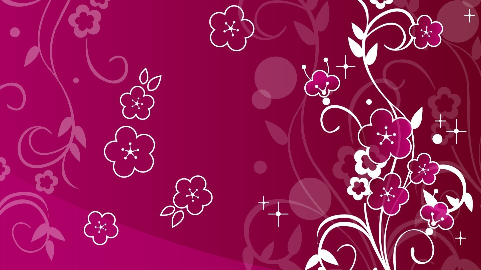 Pink Color 1080p Wallpapers Wallpaper High Definition High