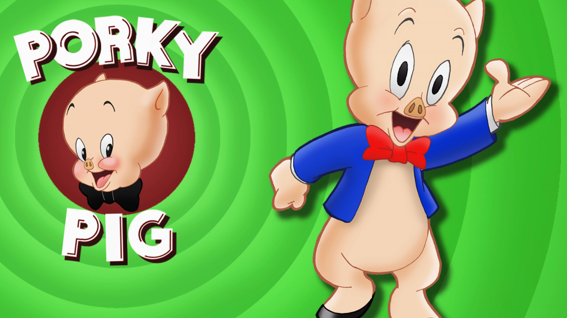 Porky Pig Looney Tunes Wallpaper High Definition High