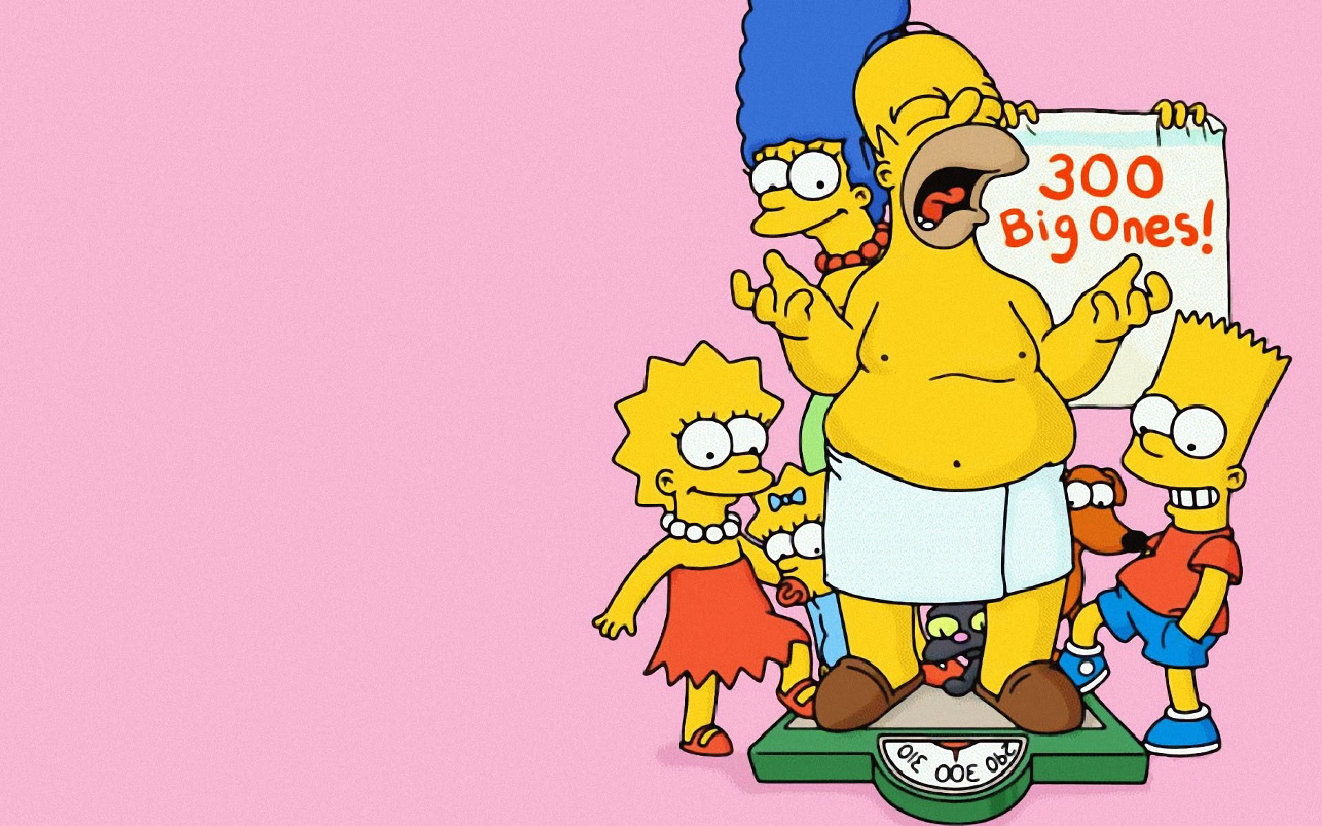 The Simpsons Funny Wallpapers - Wallpaper, High Definition ...