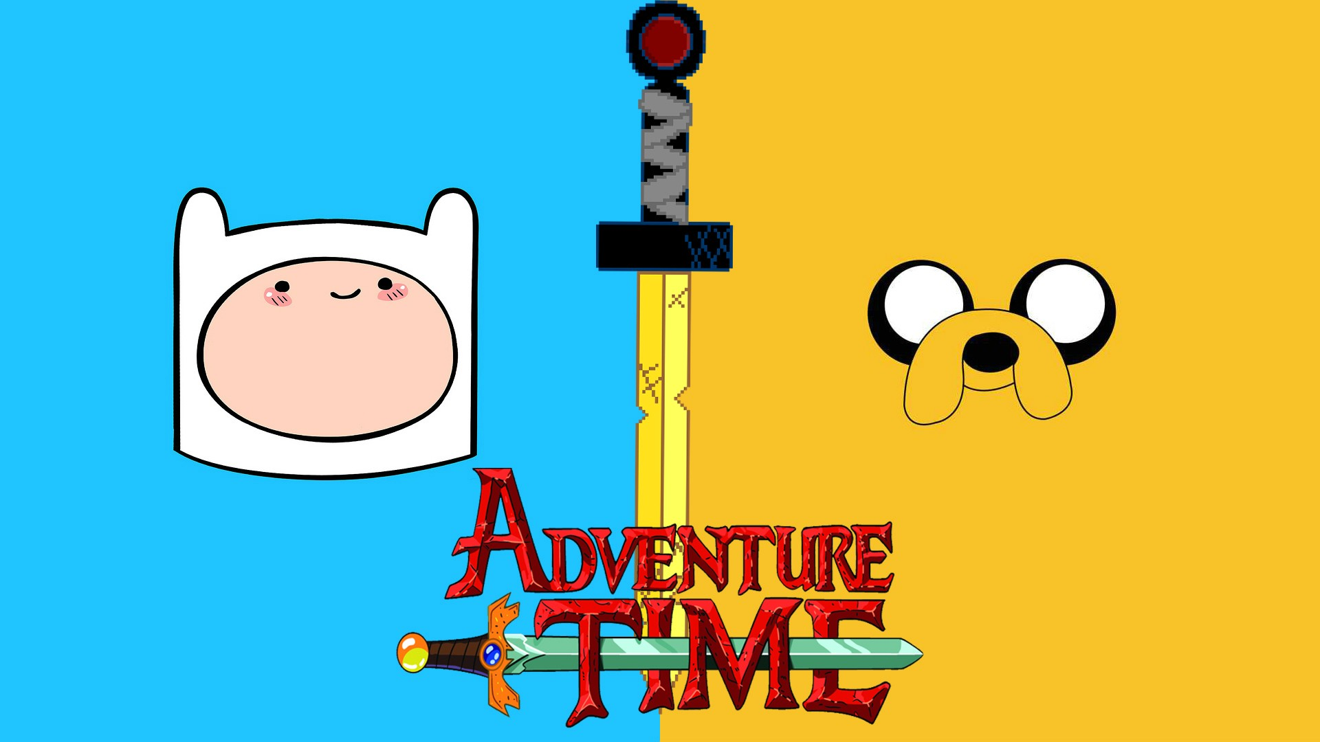 Adventure Time Full HD Wallpaper