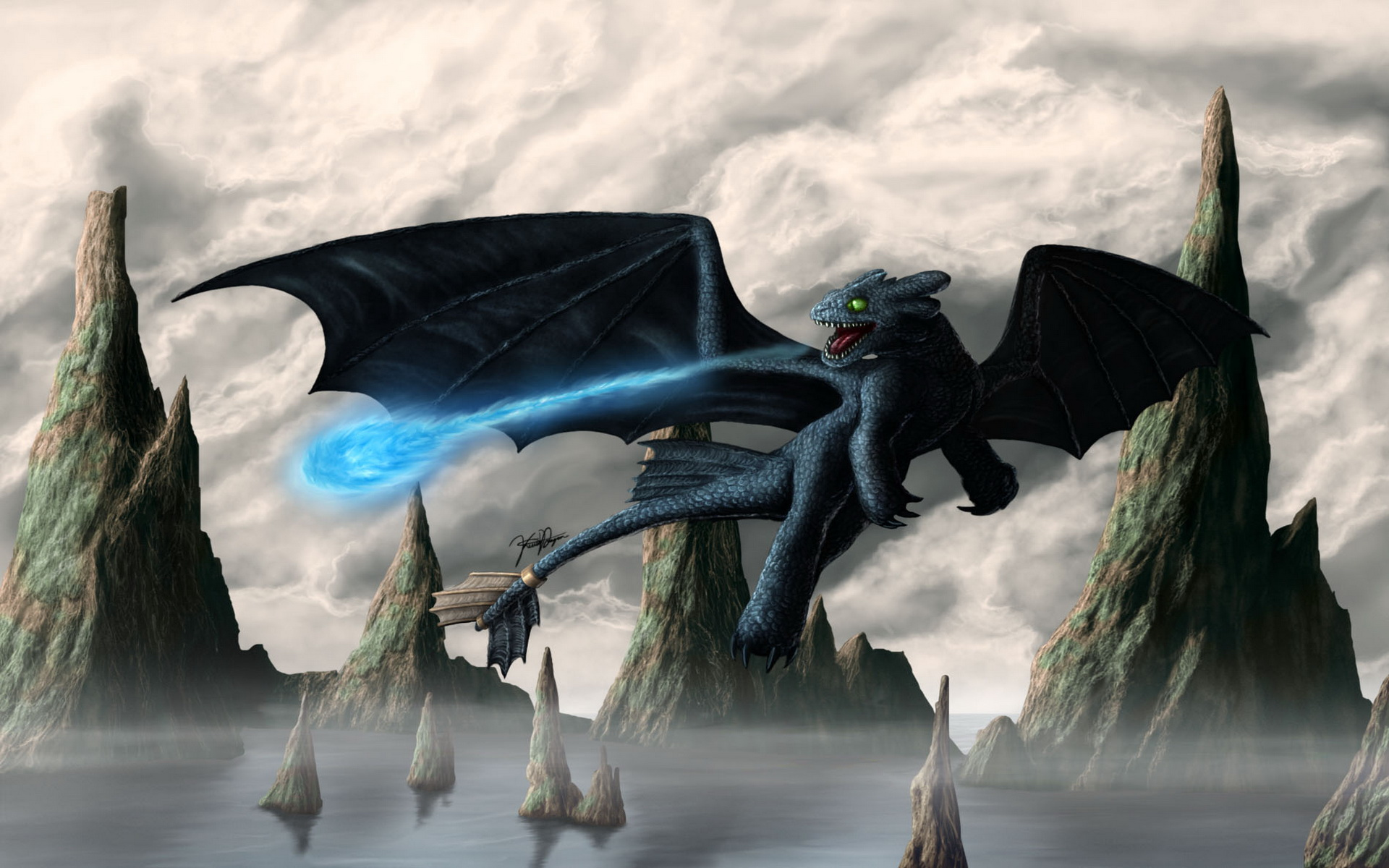 How to Train Your Dragon Wide Wallpaper - Wallpaper, High ...