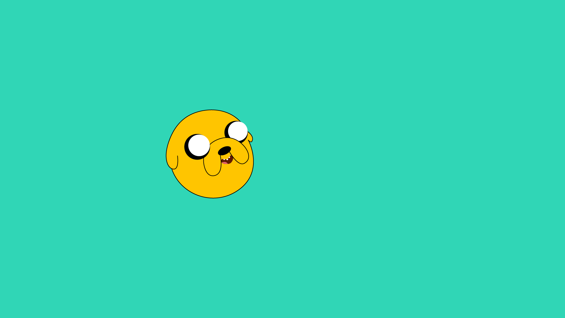 jake adventure time - wallpaper, high definition, high quality